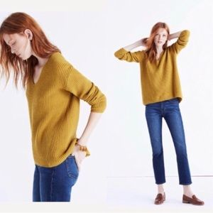 """Madewell """"Woodside"""" Pullover Sweater"""